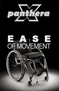 Есть потребность в коляске «Pantera-X» для реабилитации